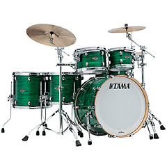 Tama Starclassic Walnut/Birch 5pc Jade Silk « Schlagzeug