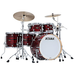 Tama Starclassic Walnut/Birch 5pc Red Oyster « Drum Kit