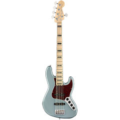 Fender American Elite Jazz Bass V MN SATIN IBM « Basgitaar