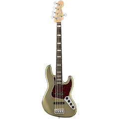 Fender American Elite Jazz Bass V MN SATIN JPM « Electric Bass Guitar