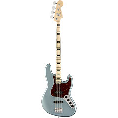 Fender American Elite Jazz Bass MN SATIN IBM « Electric Bass Guitar