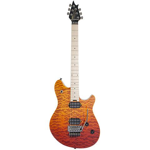 EVH Wolfgang Standard QM Tri Fade « Guitare électrique