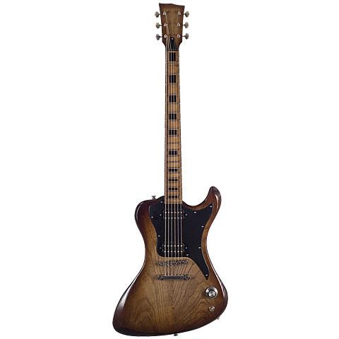 Dunable R2 tobacco brown burst « E-Gitarre