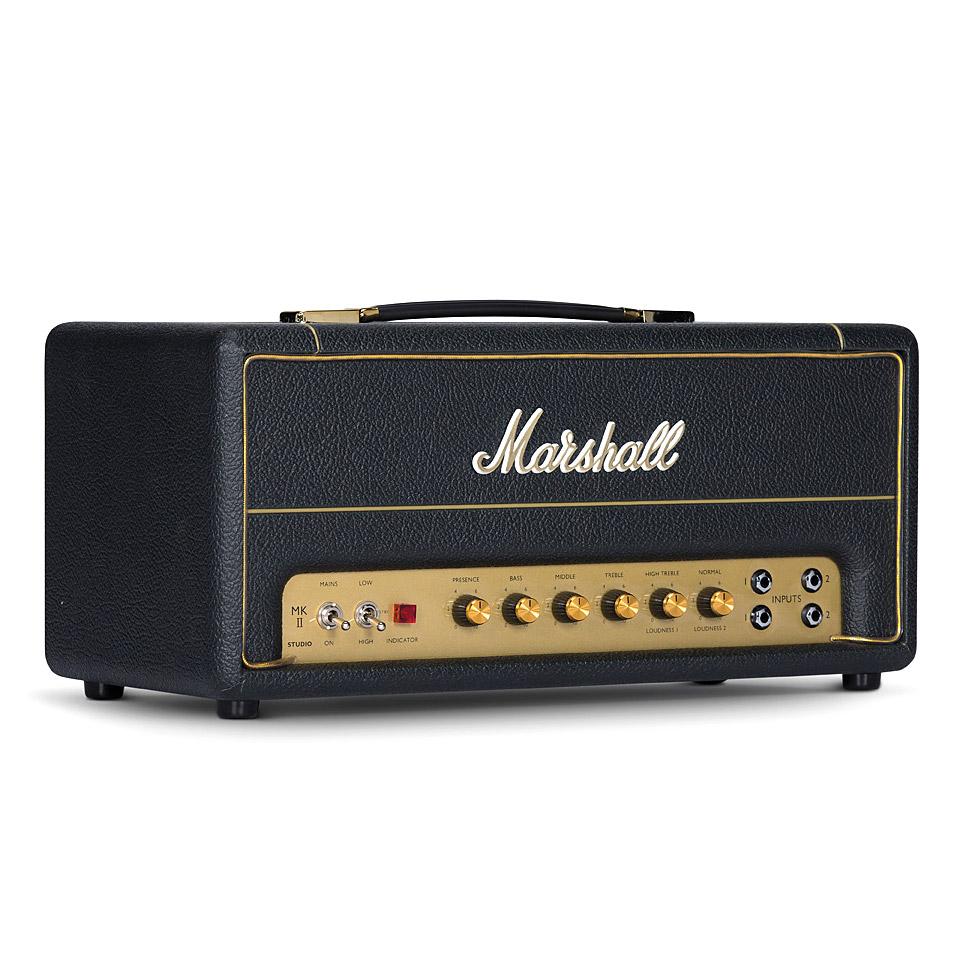 Verstaerker - Marshall Studio Vintage SV20H Topteil E Gitarre - Onlineshop Musik Produktiv