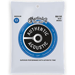 Martin Guitars MA-150 « Western & Resonator Guitar Strings
