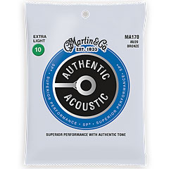 Martin Guitars MA-170 « Western & Resonator Guitar Strings