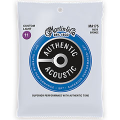 Martin Guitars MA-175 « Western & Resonator Guitar Strings