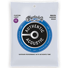 Martin Guitars MA-535 « Western & Resonator Guitar Strings