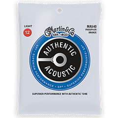 Martin Guitars MA-540 « Western & Resonator Guitar Strings