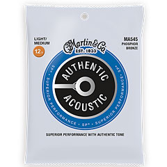 Martin Guitars MA-545 « Western & Resonator Guitar Strings
