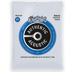 Martin Guitars MA-550 « Western & Resonator Guitar Strings