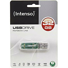 Intenso USB Stick 32 GB « Digital Recorder Zubehör