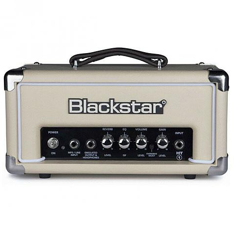 Tête ampli guitare Blackstar HT-1RH Blonde ltd. Edition