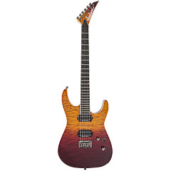 Jackson Soloist Pro Series SL-2Q HT MAH DSS « Electric Guitar