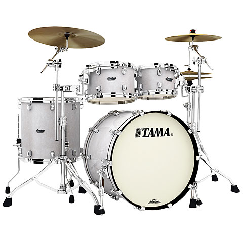 "Batterie acoustique Tama Starclassic Maple 22"" Snow White Pearl"