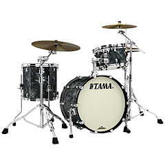 "Tama Starclassic Maple 20"" Charcoal Swirl 3 Pcs. Shell Set « Batterie acoustique"