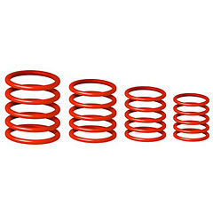 Gravity RP 5555 RED 1 Ring Pack « Soporte micrófono