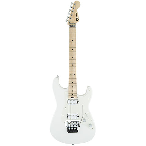 Charvel Pro-Mod So-Cal Style 1 2H Snow White « Electric Guitar