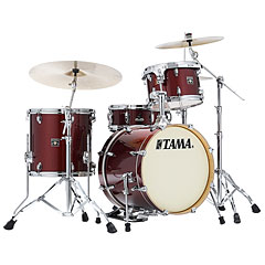 "Tama Superstar Classic 18"" Dark Red Sparkle « Batería"