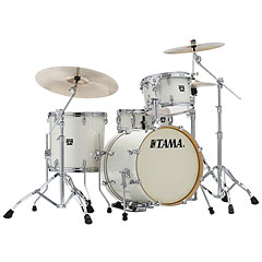 "Tama Superstar Classic 18"" Vintage White Sparkle « Batterie acoustique"