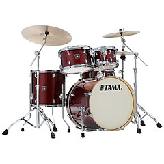 "Tama Superstar Classic 20"" Dark Red Sparkle « Schlagzeug"