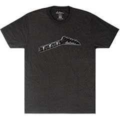 Jackson Headstock Grey M « T-Shirt