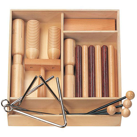 Set de percussion Rohema 61549/1 Orff Set 1