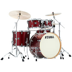 "Tama Superstar Classic 22"" Dark Red Sparkle « Schlagzeug"
