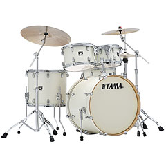 "Tama Superstar Classic 22"" Vintage White Sparkle « Batterie acoustique"