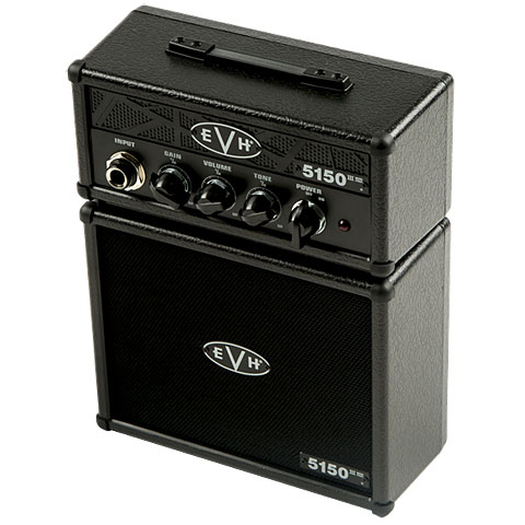 EVH 5150 III Stealth Micro Stack BLK