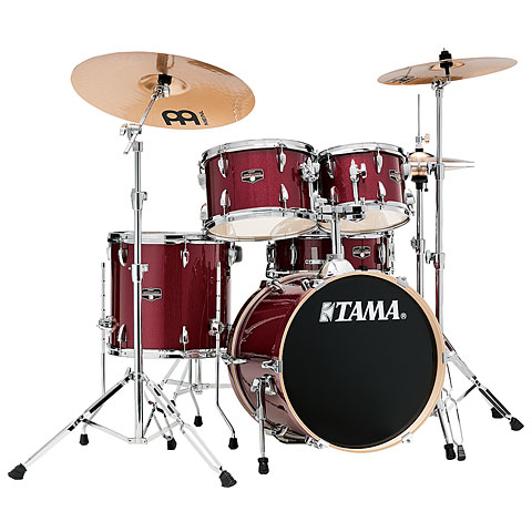 "Tama Imperialstar 18"" Candy Apple Mist"