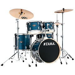 "Tama Imperialstar 18"" Hairline Blue"