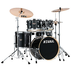 "Tama Imperialstar 18"" Hairline Black « Drumstel"