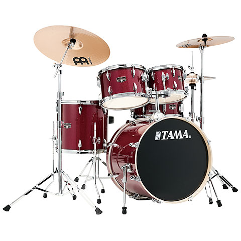 "Batería Tama Imperialstar 20"" Candy Apple Mist"