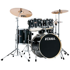 "Tama Imperialstar 20"" Hairline Black « Drum Kit"