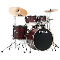 """Tama Imperialstar 22"""" Burgundy Walnut Wrap « Schlagzeug"""