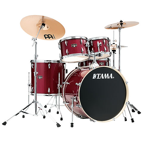 "Batería Tama Imperialstar 22"" Candy Apple Mist"