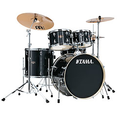 "Tama Imperialstar 22"" Hairline Black « Drum Kit"