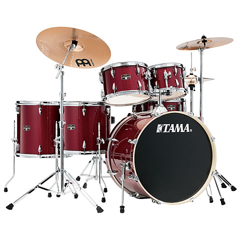 "Tama Imperialstar 22"" Candy Apple Mist"