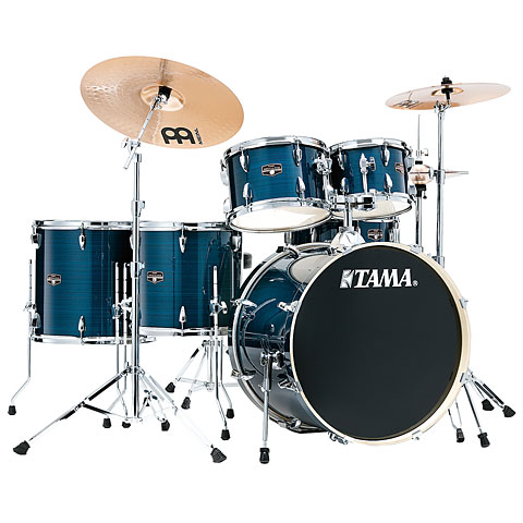 "Batterie acoustique Tama Imperialstar 22"" Hairline Blue"