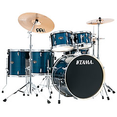 "Tama Imperialstar 22"" Hairline Blue « Drumstel"