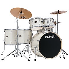 "Tama Imperialstar 22"" Vintage White Sparkle « Drum Kit"