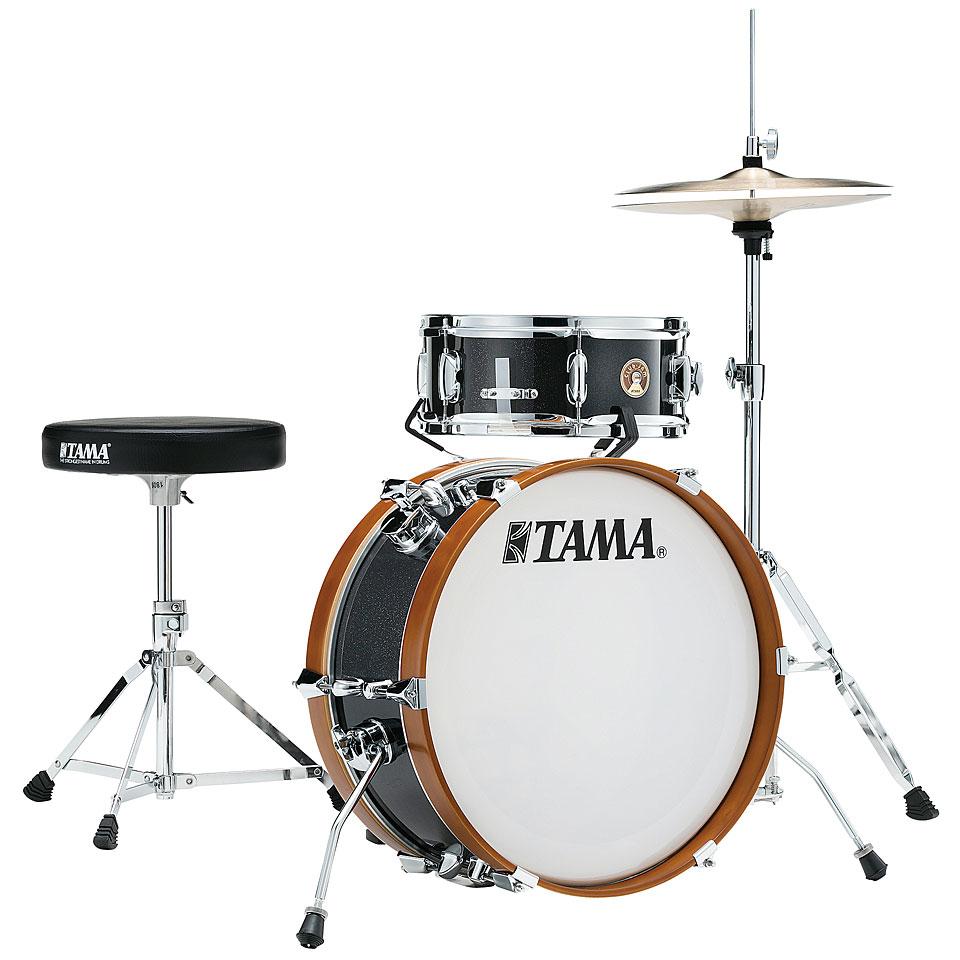 Akustikdrums - Tama Club Jam 18 Charcoal Mist Shellset Schlagzeug - Onlineshop Musik Produktiv