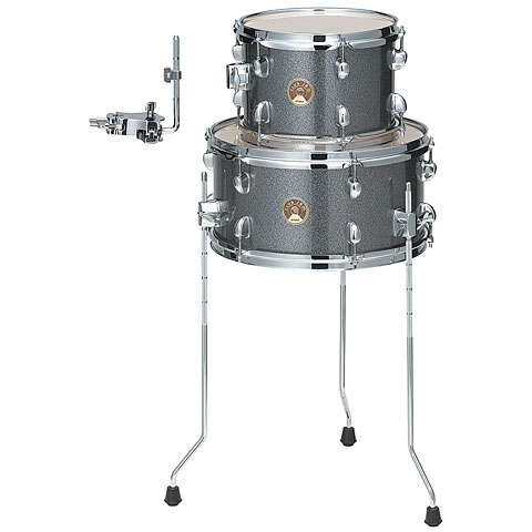 "Tama Club Jam Mini 10""/14"" Galaxy Silver Tom Add-on Pack"