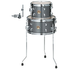 "Tama Club Jam Mini 10""/14"" Galaxy Silver Tom Add-on Pack « Drum Kit"