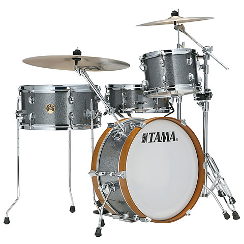 "Tama Club Jam Mini 18"" Galaxy Silver Full Shellset"