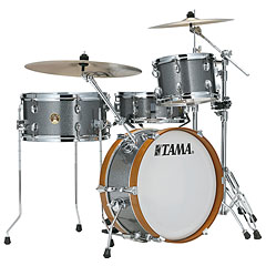 "Tama Club Jam Mini 18"" Galaxy Silver Full Shellset « Drum Kit"