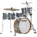 "Tama Club Jam Mini 18"" Galaxy Silver Full Shellset « Εργαλεοθήκη ντραμ"