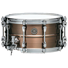 "Tama Starphonic 14"" x 7"" Copper Snare « Snare drum"