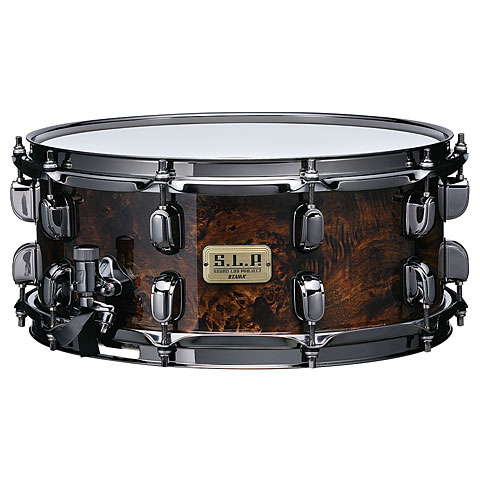 """Snare Drum Tama S.L.P. 14"""" x 6"""" G-Maple Mappa Burl"""